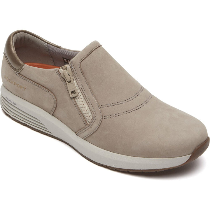 Rockport Women's Trustride Slip On Stone