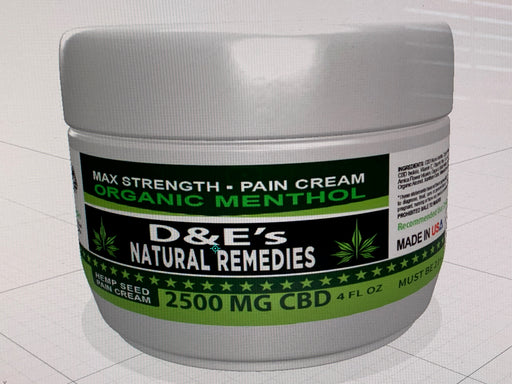 Maximum Strength Pain Cream