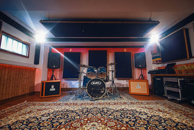 Downstairs Live Room