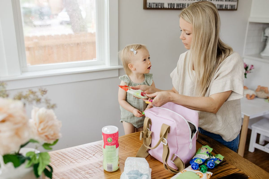 Motherly editors' 7 favorite hacks for organizing their diaper bag