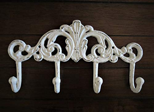 24 Top White Coat Racks