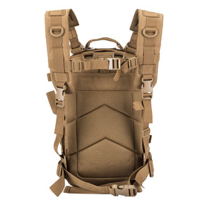 Featured greencity small military assault backpack tactical waterproof backpack hydration backpack pack camel pack for outdoor camping hiking trekking and sports