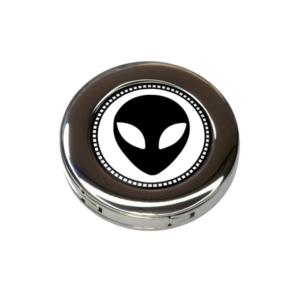 Alien Foldable Retractable Purse Bag Handbag Hook Hanger Holder