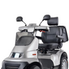 EV-Rider (Afiscooter Breeze S4) All Terrain Mobility Scooter, Ergonomic Design & Fully Adjustable Orthopedic Seating
