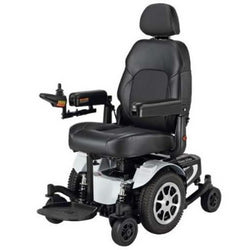 Merits  (P325 Vision Ultra) Electric Wheelchair, Semi-Reclining & Excellent Durability