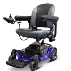 EWheels (EW-M81) Portable Electric Wheelchair, Lightweight & Easy Disassemble