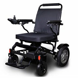 EWheels (EW-M45) Folding Electric Wheelchair, Travel-Friendly & Ultra Comfortable