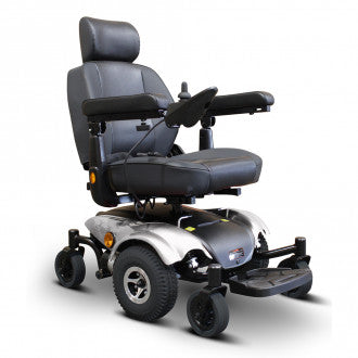 EWheels (EW-M48) Electric Wheelchair, Features Excellent Stability & A Smooth Ride