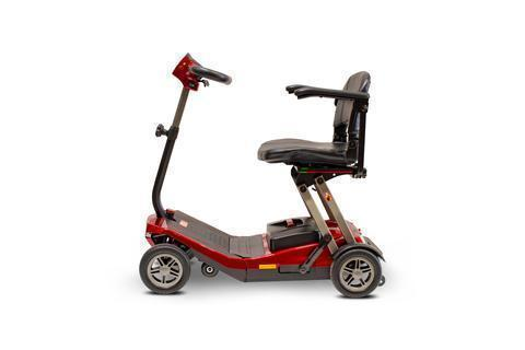 EWheels (Remo Auto Folding) Mobility Scooter, Folds Within Seconds With The Click Of A Button