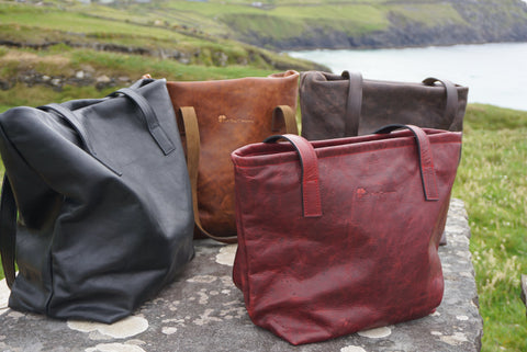 Totes, Irish and European luxury