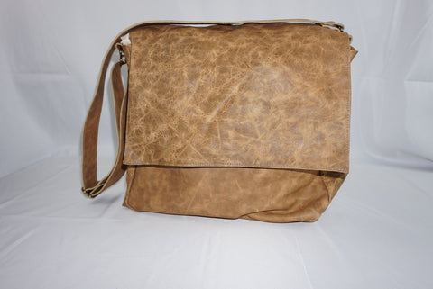 The Courier Bag ( as seen in the magazine)