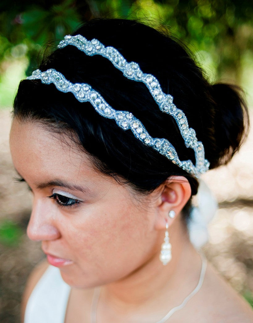 SPARKLE double headband