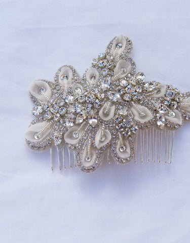ISSY wedding hair comb