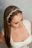 crystal beaded vine headpiece and sash HPB170606 Carine