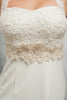 silk flowers wedding sash SB170101