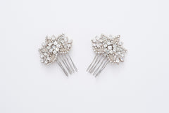 bridal set of 2 combs  HP170687