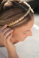 leaves headband HP170607 -G Manuela
