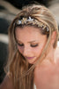 beaded vine headpiece and sash HPB170604 Colette