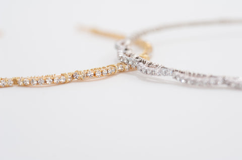 Simple Rhinestone crown HP170609 Miryam