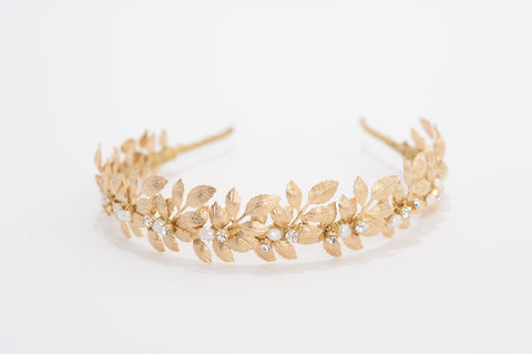 Leaves headband HP170610  Mireille