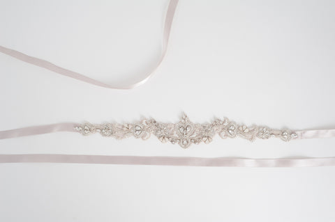 wedding sash SB170712 Olga