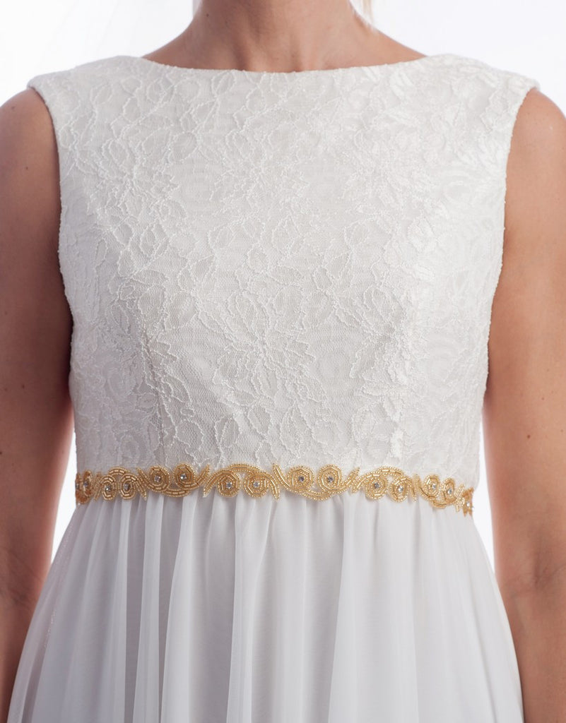 wedding belt - REANA sash - 150050