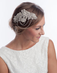 Melyna couture headpieace - 150018