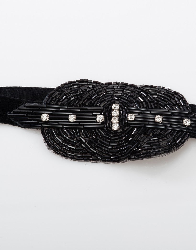 Flapper headband - Gothamy