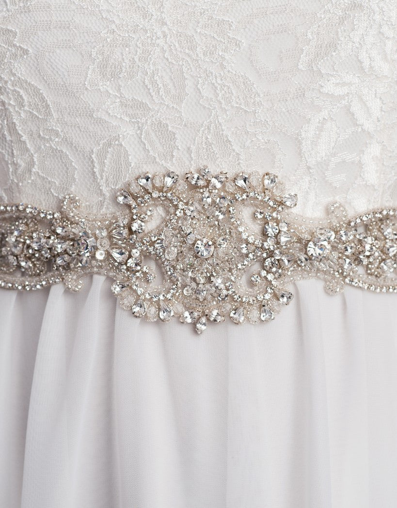LAROSSE Beaded bridal sash  - 150063
