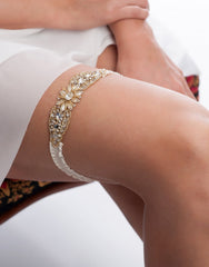 Marlie beaded garter - 150042
