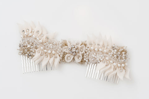 bridal headpiece ilda - 150027
