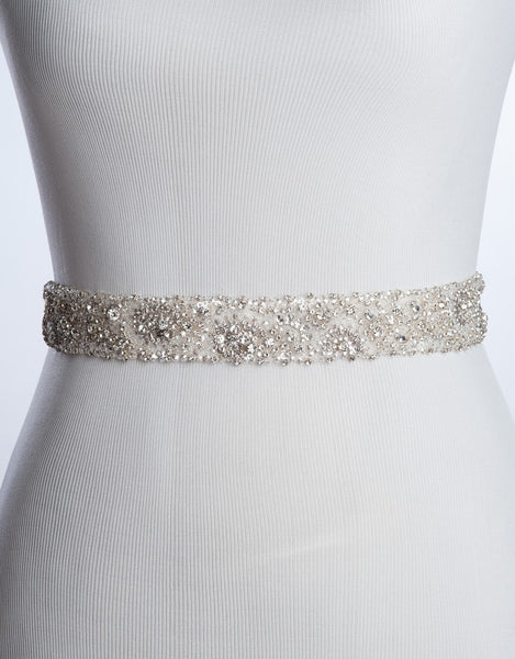 Christiane Wedding dress sash