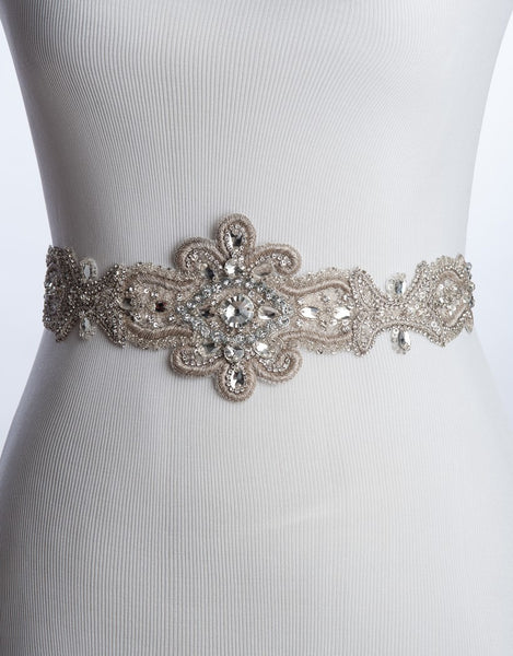 Princesse bridal belt