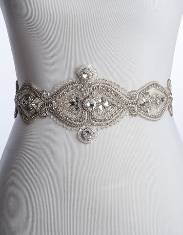 Majestic bridal belt