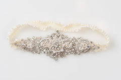 Iridia beaded statement garter - 150046