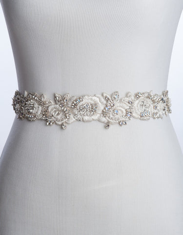 FLAVIE wedding sash