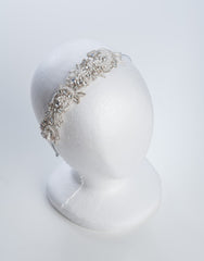 Wedding headpiece - FLAVIE