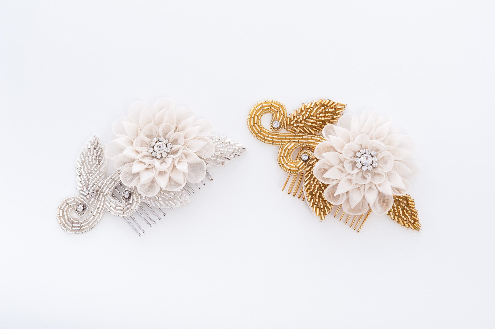 silk flower vine weddingcomb- HP16023