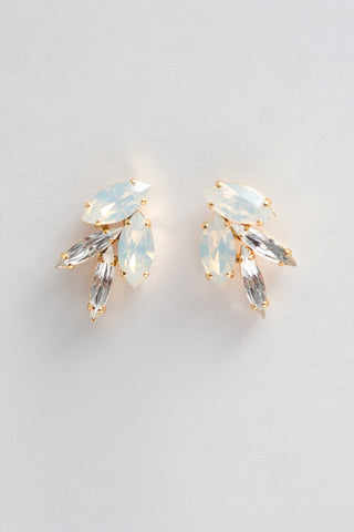 bridal earring studs - style 20043