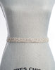 Cannes wedding  sash SB160112