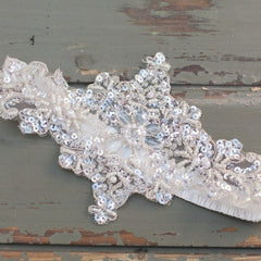 BARBIE single wedding garter - 150112