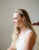 Wedding Crystal tiara headband- Eurydice - 150209