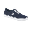 861-90 Tenis Casual Urbano Hombre DC Shoes Choclo Color Azul Marino Comodo