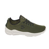 602-67 Tenis Charly Deportivo Hombre Caballero Verde Militar