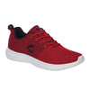 Tenis Charly Hombre Caballero, Rojo, Textil.