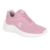 602-83 Tenis Deportivo Charly Dama Mujer Running Color Rosa Textil