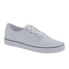 861-69 Tenis Casual Urbano Mujer DC Shoes Color Blanco en Tela