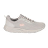 635-62 Tenis Deporte Lotto Dama Mujer Color Gris Textil, Running, Training
