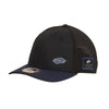 635-63 Gorra Lotto Hombre Caballero Color Negro/Azul Ajustable