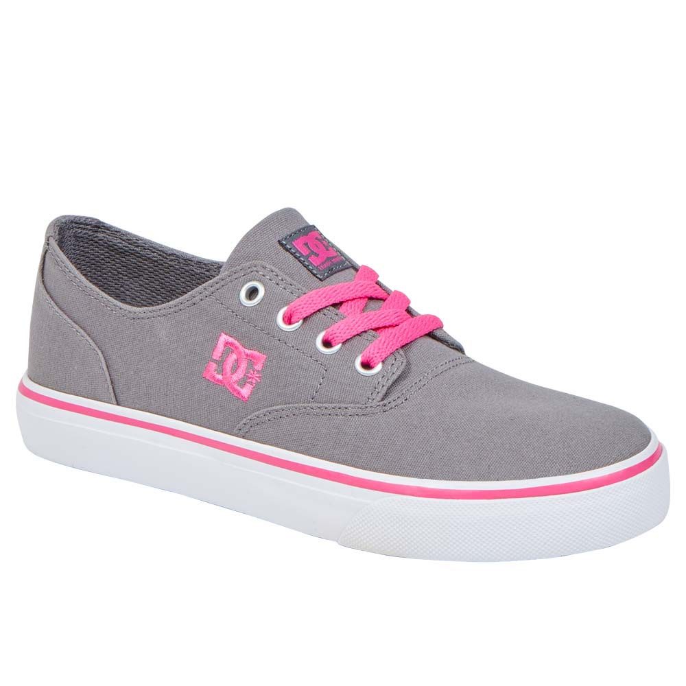 Tenis casual mujer DC